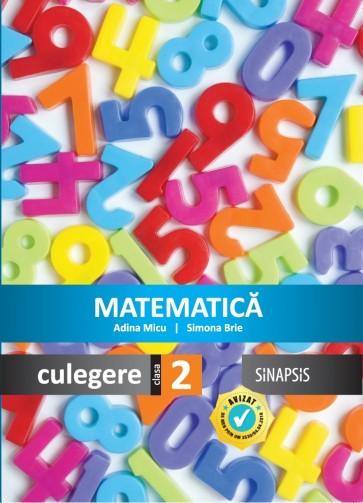 Matematică - culegere pentru clasa a II-a