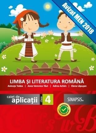 Limba și literatura română - caiet auxiliar pentru clasa a IV-a