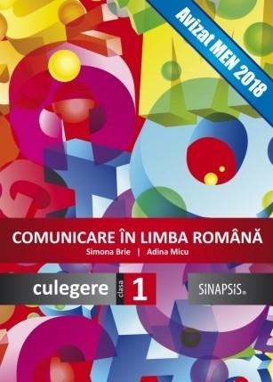 Comunicare în limba română - Culegere pentru clasa I
