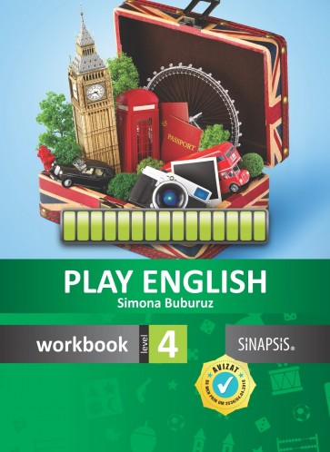 Play English - Activity Book - Level 4