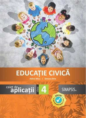 Educație Civică - caiet auxiliar pentru clasa a IV-a