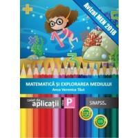 Matematică și explorarea mediului - caiet auxiliar pentru clasa pregătitoare