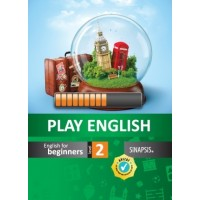 Play English Level 2 - pagini color