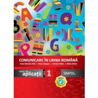 Comunicare în limba română - caiet auxiliar pentru clasa I