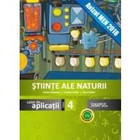 Științe ale naturii - caiet auxiliar pentru clasa a IV-a