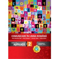 Comunicare în limba română - caiet auxiliar pentru clasa a II-a