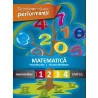 Memorator pentru Matematică clasele I-IV