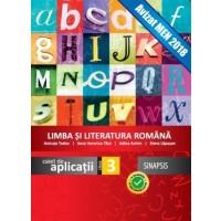 Limba şi Literatura Română - caiet de aplicaţii pentru clasa a III-a