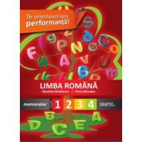 Memorator pentru Limba Română clasele I-IV