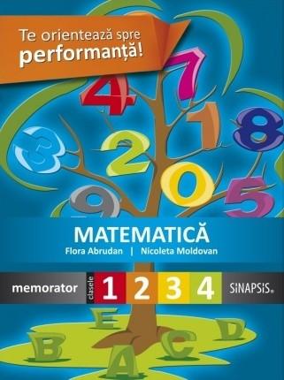 Memorator - Matematică - clasele I-IV