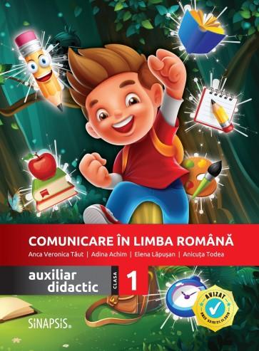 >>NOU<< Comunicare in limba romana - auxiliar didactic pentru clasa I