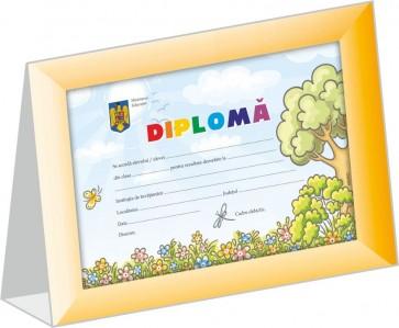 Diplomă ramă pentru absolvire 2021