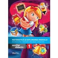 >>NOU<< Matematică și explorarea mediului - auxiliar didactic pentru clasa I