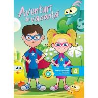 Aventuri de vacanță - caiet transcurricular pentru clasa a IV-a