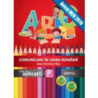 Caiet de aplicații - Comunicare în limba română - clasa pregătitoare