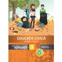 Caiet de aplicații - Educație Civică - clasa a III-a