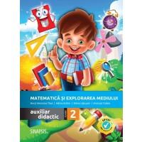 >>NOU<< Matematică și explorarea mediului - auxiliar didactic pentru clasa a II-a