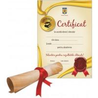 Certificat de absolvire 2021