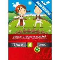 Caiet de aplicații - Limba și literatura română - clasa a IV-a