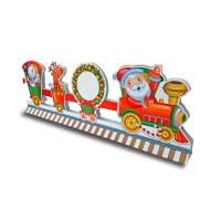 Trenulețul lui Moș Crăciun